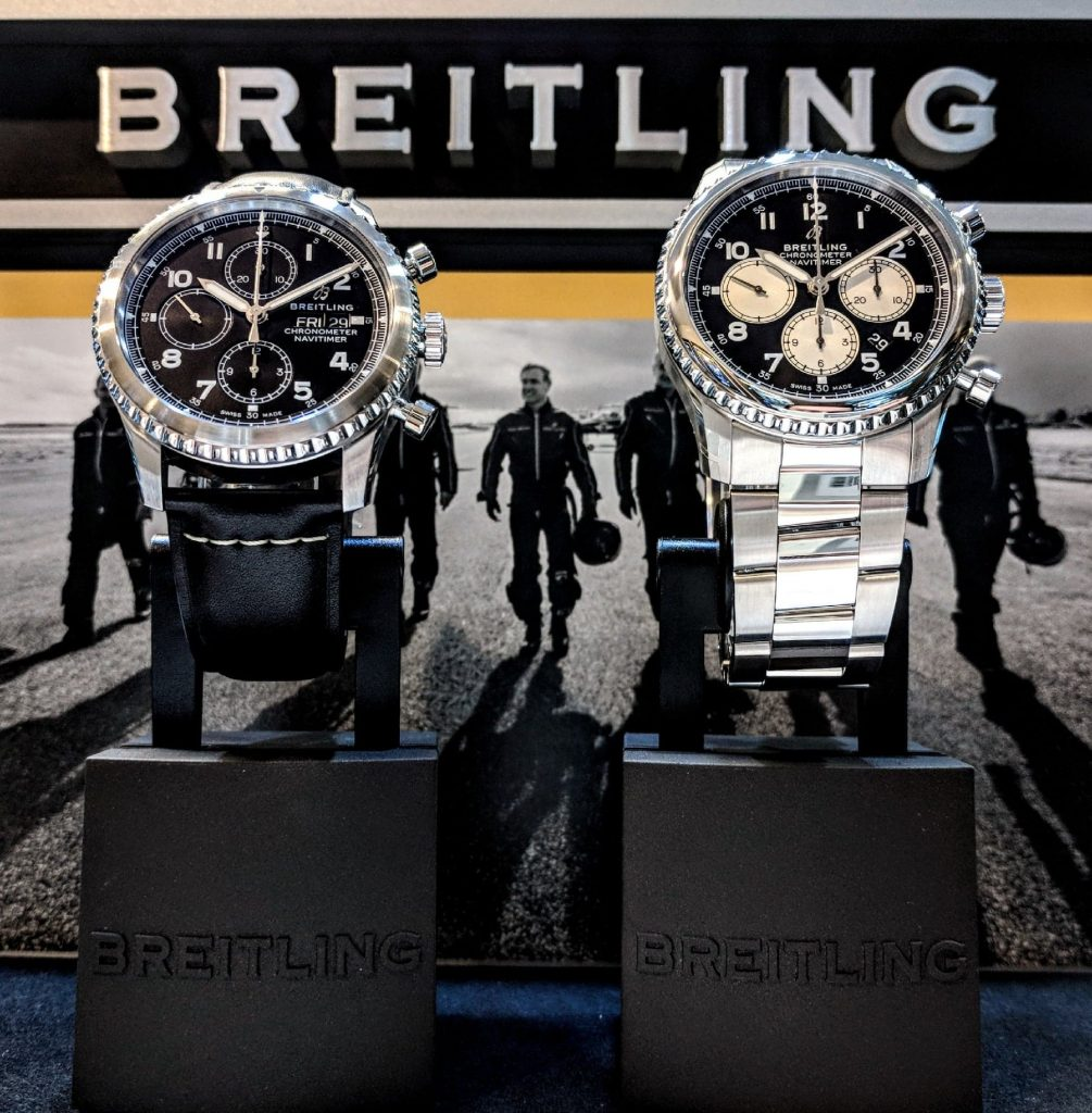 Breitling Kansas City Akshay Andy Anand Reviews