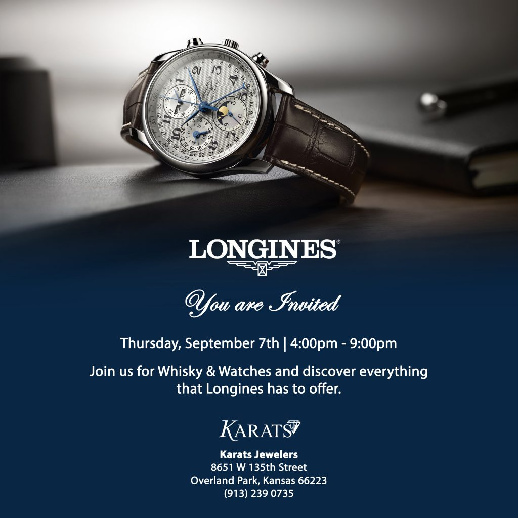 Longines Watches Kansas City KARATS Reviews Overland Park